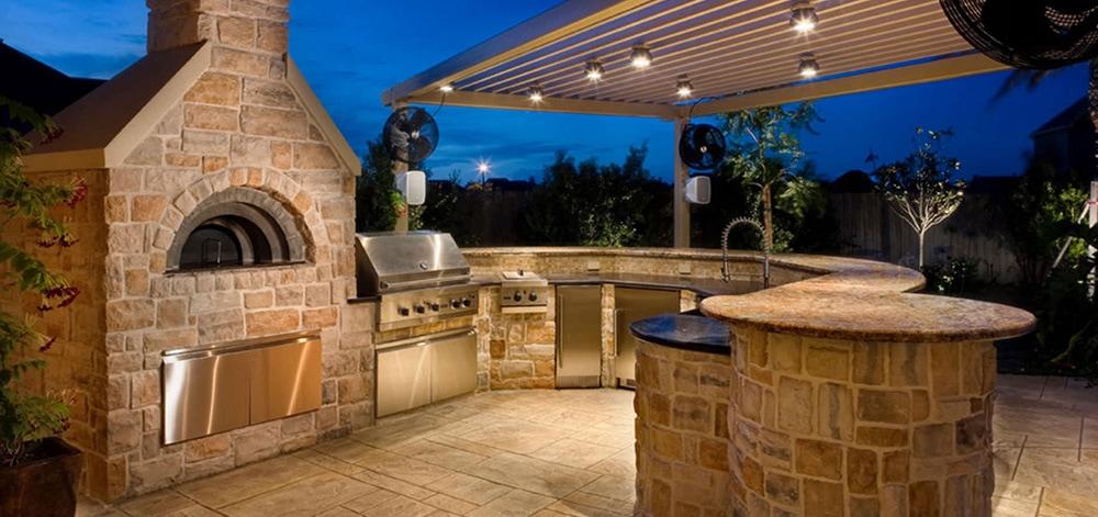 Outdoor Kitchens Bars Sun Coast Palapas